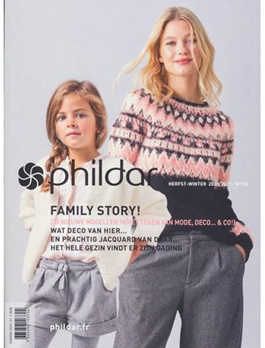 Phildar Familie No. 195 2020/21