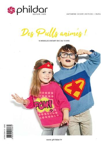 Phildar No. 696 2019 Kinderen