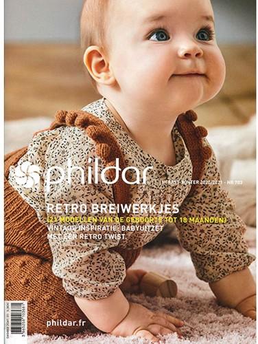 Phildar Baby No. 703 2020/21