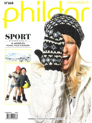 Phildar Sport No.668 2017