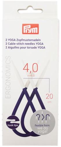 Prym Yoga Kabelnaalden 4mm