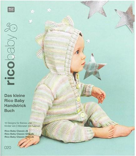 Rico no.20 Baby Breiboek