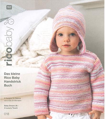 Rico No.18 Baby Breiboek