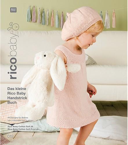 Rico No.19 Baby Breiboek