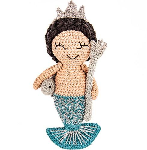 Ricorumi Mermaids Haakpakket Boy Mermaid