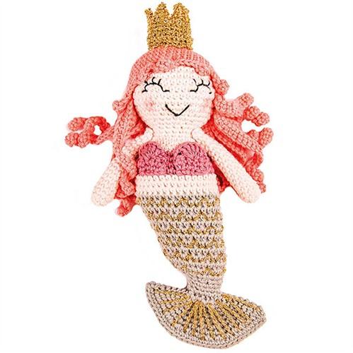 Ricorumi Mermaids Haakpakket Girl Mermaid