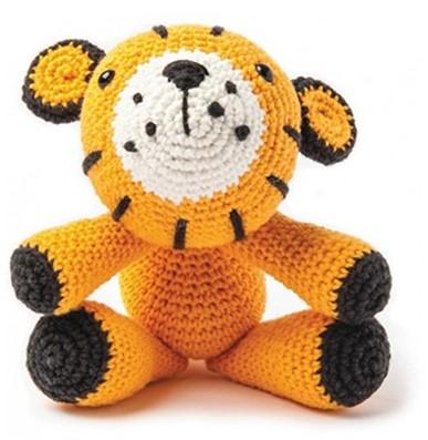 Ricorumi Puppies Tiger Crochet Kit