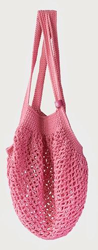 Joly Bag Haakpakket 3 Roze