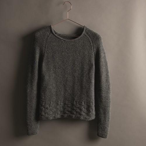 Creative Soft Wool Aran Damestrui Breipakket 1 40/42