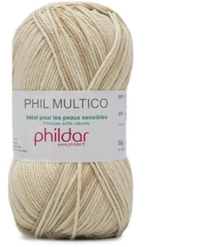Phildar Phil Multico 1264 Sable