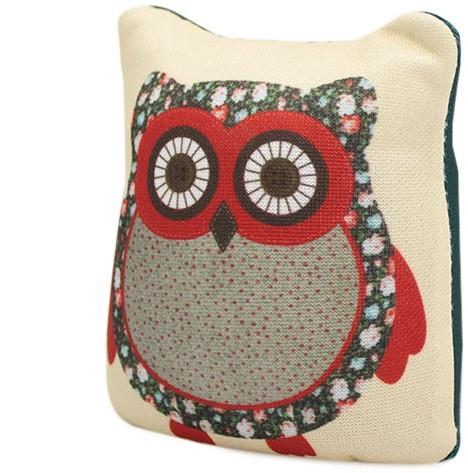 Sew Easy Speldenkussen Owl Green