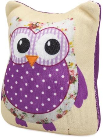Sew Easy Speldenkussen Owl Purple