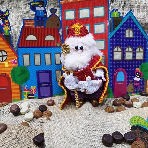 Haakpatroon Sinterklaas