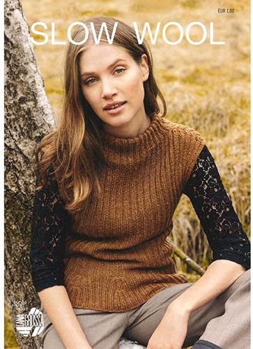 Lana Grossa Slow Wool Flyer