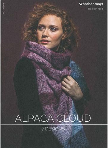 Schachenmayr Booklet No.1 Alpaca Cloud 2019