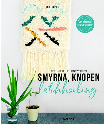 Smyrna, Knopen, Latchhooking