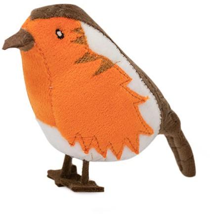 Speldenkussen Bird Robin