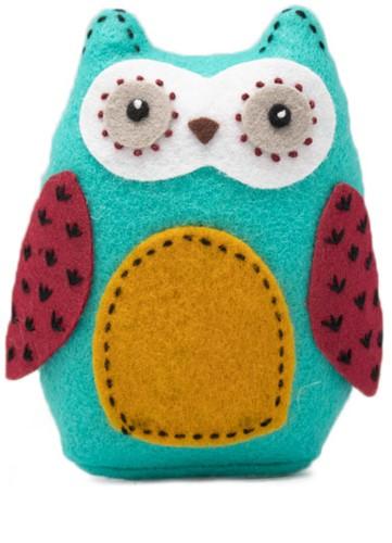 Speldenkussen Owl