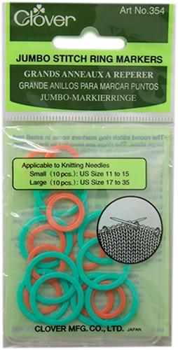Clover Jumbo Markeerringen