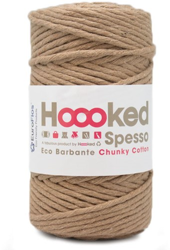 Hoooked Spesso Chunky Cotton 1110 Teak