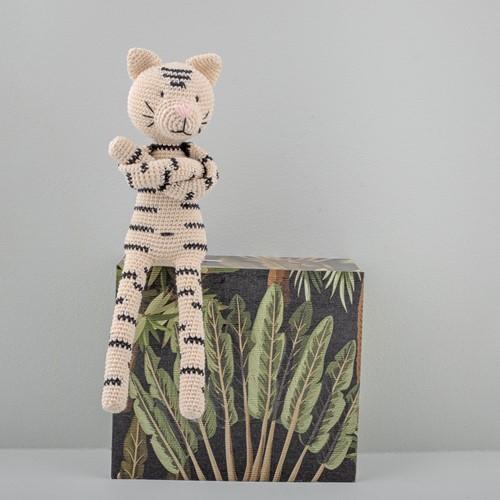 Haakpatroon Yarn and Colors Tess Tiger