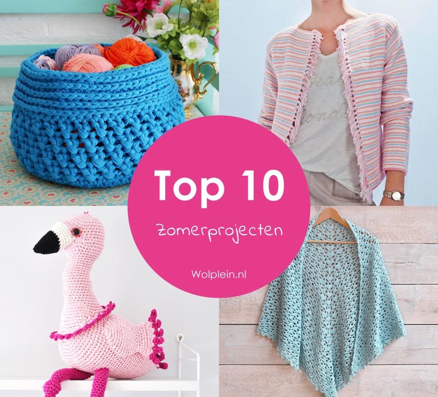 Top 10 zomerprojecten
