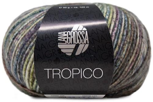 Tropico Ajourtop Breipakket 2 40/42 Blue / Lavendel / Grey-Green / Dark Jeans / Smaragd
