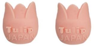 Tulip Puntbeschermers Klein 2-4.5mm 1 Roze