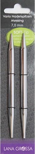 Lana Grossa Vario Messing Naaldpunten 5,5mm