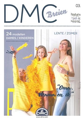 DMC Boek Breien 3 Generaties