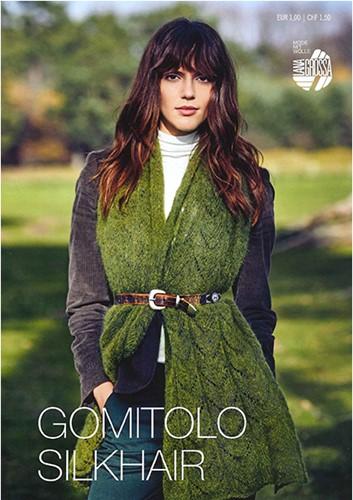Lana Grossa Flyer Gomitolo Silkhair