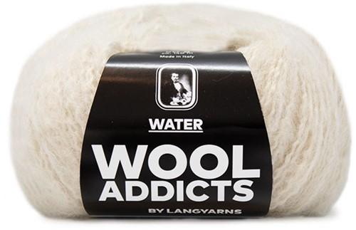 Wooladdicts Comfy Kimono Vest Breipakket 1