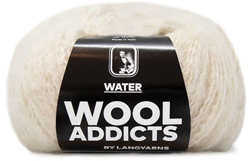 Wooladdicts Mallow Mood Vest Breipakket 1 L/XL