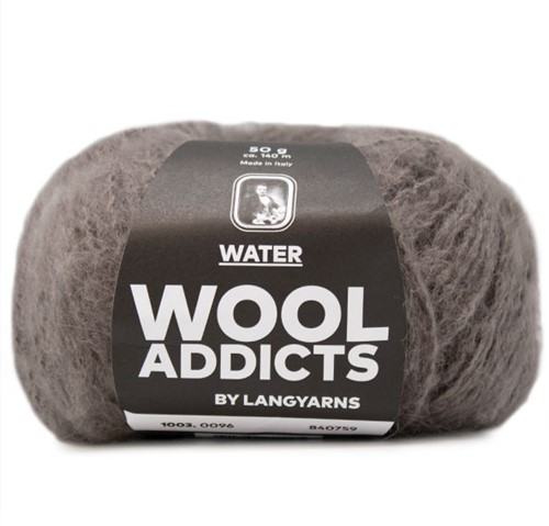 Wooladdicts Holy Grey Trui Breipakket 3 L/XL