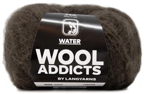 Wooladdicts Smoky Quartz Trui Breipakket 4 L/XL