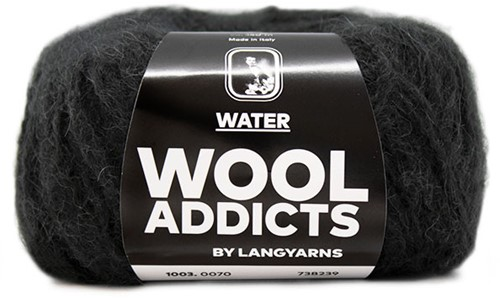 Wooladdicts Holy Grey Trui Breipakket 7 S/M