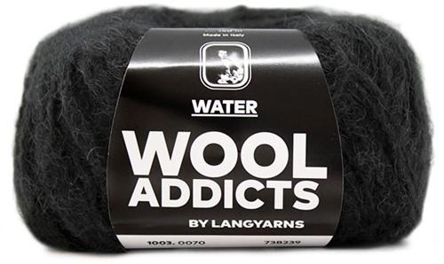 Wooladdicts Smoky Quartz Trui Breipakket 7 S/M