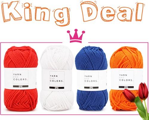 KingDeal Epic Pakket