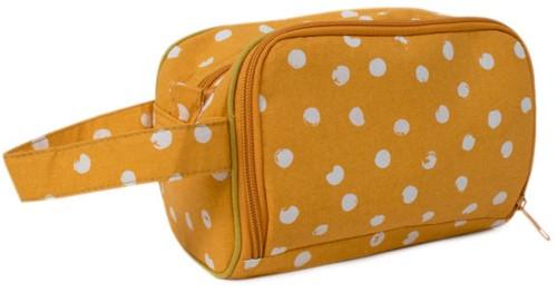 Wolplein Haaketui Klein Mustard Dots