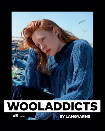 Lang Yarns Wooladdicts #5