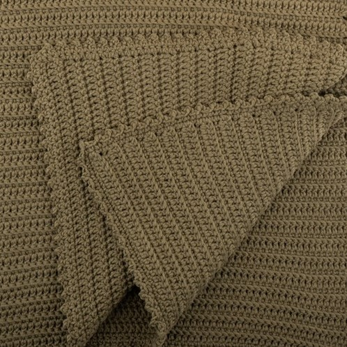 Yarn and Colors Oh Baby! Crochet Blanket Haakpakket 091 Khaki