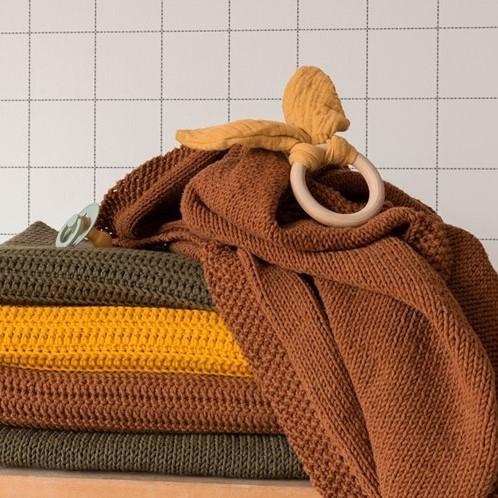 Yarn and Colors Oh Baby! Knit Blanket Breipakket 026 Satay