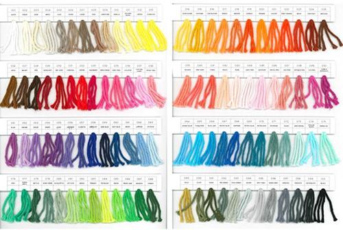 Yarn and Colors Epic Kleurenkaart