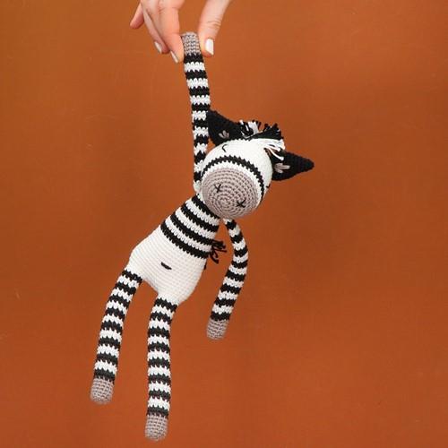 Yarn and Colors Zapp Zebra Haakpakket