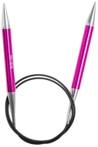 KnitPro Zing Rondbreinaalden 80cm 10mm