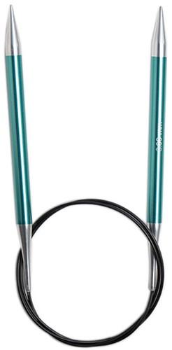 KnitPro Zing Rondbreinaalden 80cm 8mm