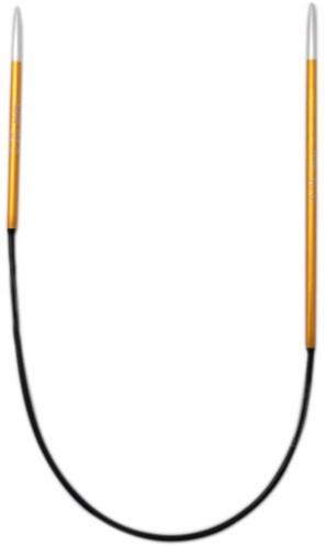 KnitPro Zing Sokken Rondbreinaalden 25cm 2,25mm