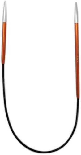 KnitPro Zing Sokken Rondbreinaalden 25cm 2,75mm