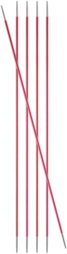KnitPro Zing Sokkennaalden 20cm 2mm