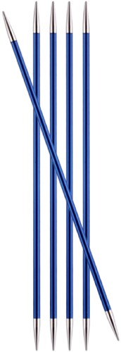 KnitPro Zing Sokkennaalden 20cm 4mm